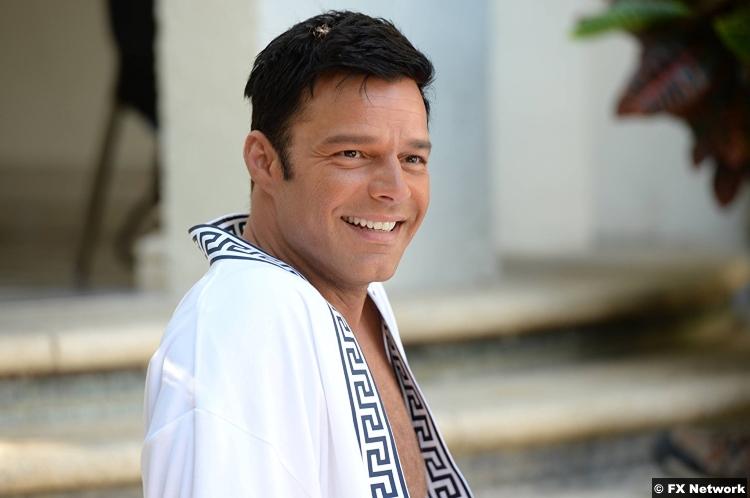 American Crime Story S2 Versace Ricky Martin Antonio D Amico