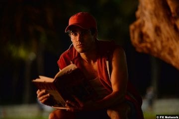 American Crime Story S2e2 Versace Darren Criss