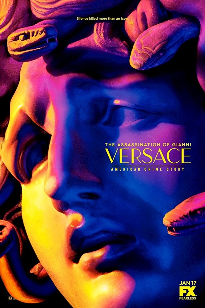 American Crime Story Versace Poster