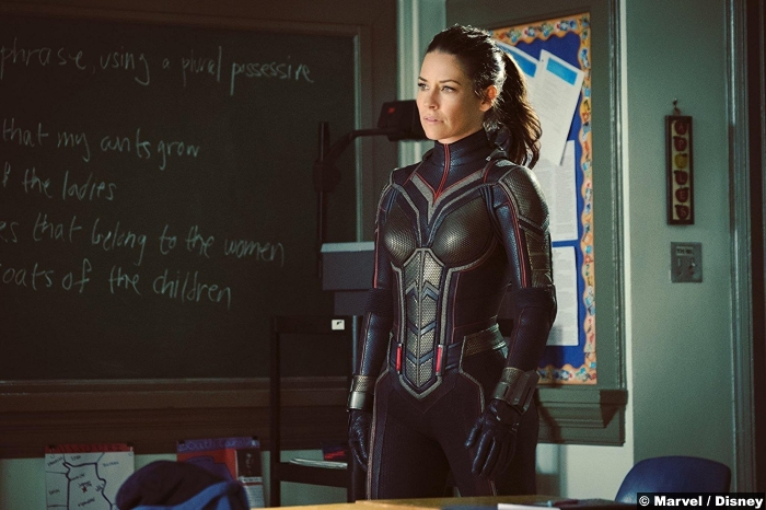 Ant Man 2 Wasp Evangeline Lilly Hope Van Dyne