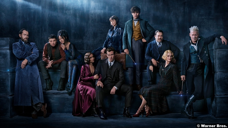 Fantastic Beasts 2 Crimes Grindelwald