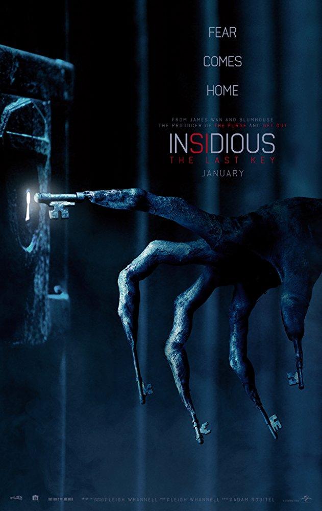 Insidious Last Key Poster
