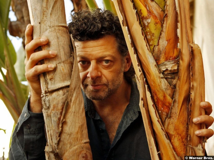 Jungle Book Andy Serkis