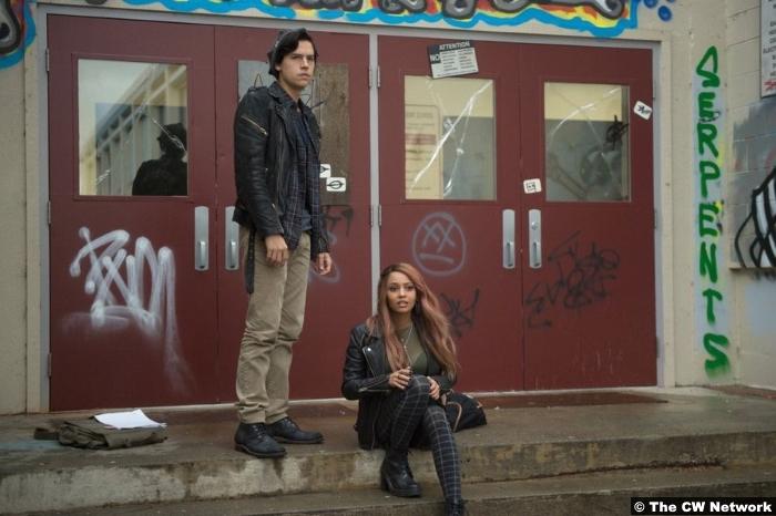 Riverdale S2e10 Cole Sprouse Jughead Vanessa Morgan Toni Topaz