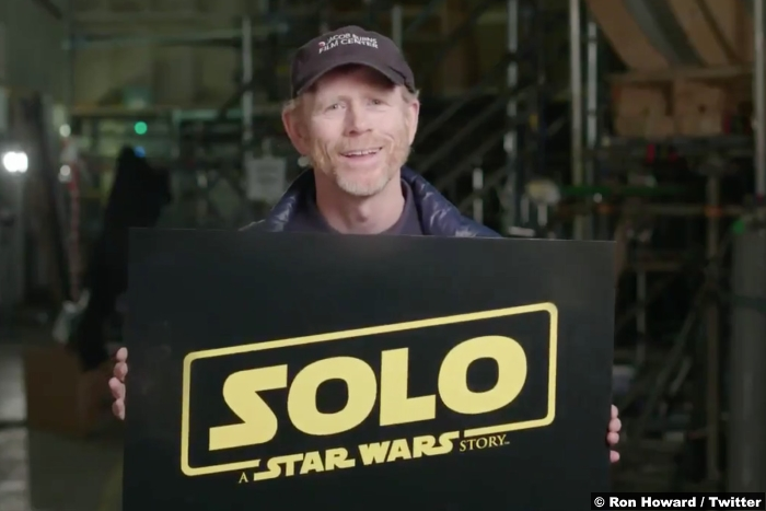 Ron Howard Star Wars Solo