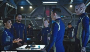 Star Trek Discovery S1e10 1