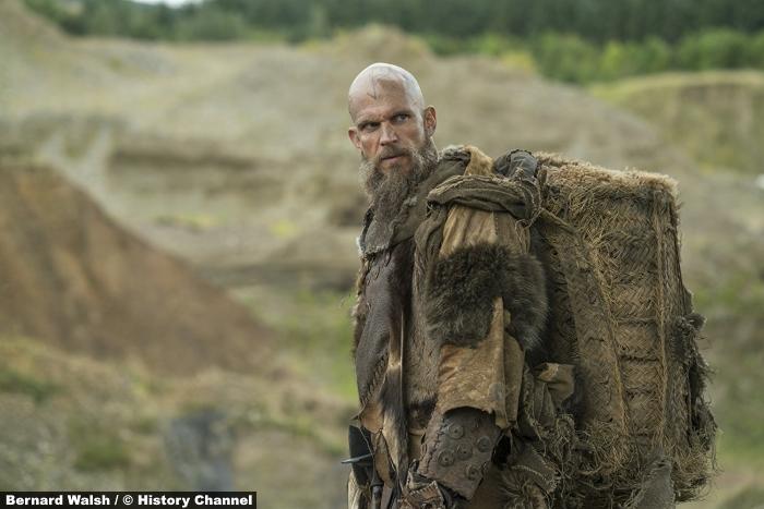 Vikings S05e7 Gustaf Skarsgard Floki