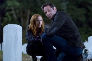 X Files S11e02 Gillian Anderson Dana Scully David Duchovny Fox Mulder