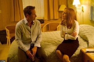 X Files S11e03 Gillian Anderson Dana Scully David Duchovny Fox Mulder