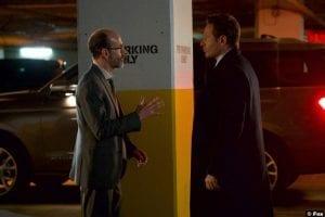 X Files S11e04 David Duchovny Fox Mulder Brian Huskey Reggie