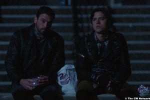 Riverdale S02e16 Cole Sprouse Jughead Skeet Ulrich Fp Jones