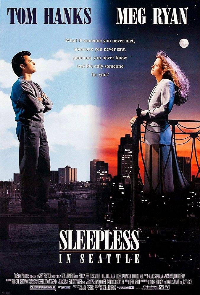 Sleepless Seattle Poster