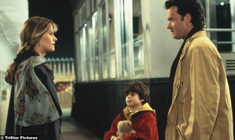 Sleepless Seattle Tom Hanks Meg Ryan Ross Malinger