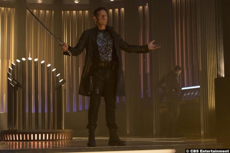Star Trek Discovery S1e13 Jason Isaacs Lorca