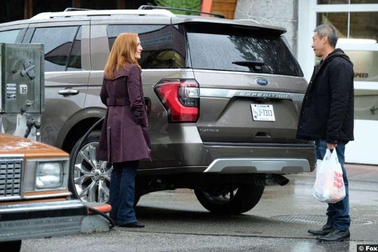 X Files S11e05 Gillian Anderson Dana Scully 2