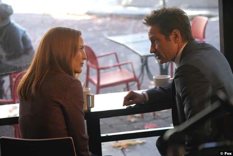 X Files S11e05 Gillian Anderson Dana Scully David Duchovny Fox Mulder