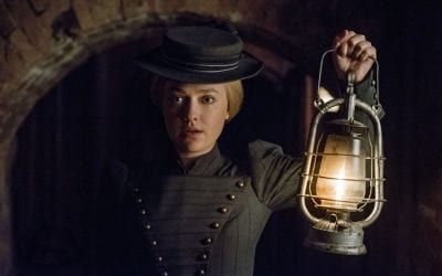 Alienist S1e10 Dakota Fanning Sara Howard