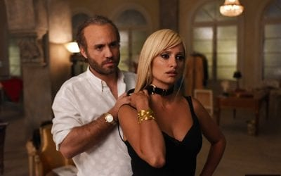 American Crime Story S2e7 Versace Edgar Ramirez Penelope Cruz Donatella
