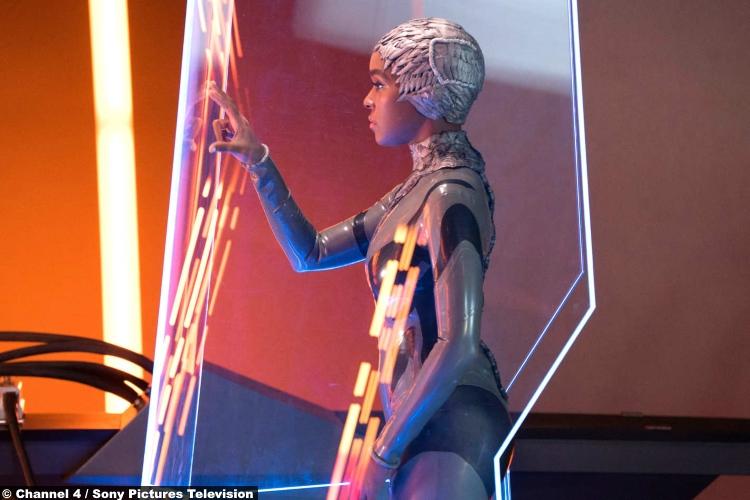 Electric Dreams Autofac Janelle Monae 2