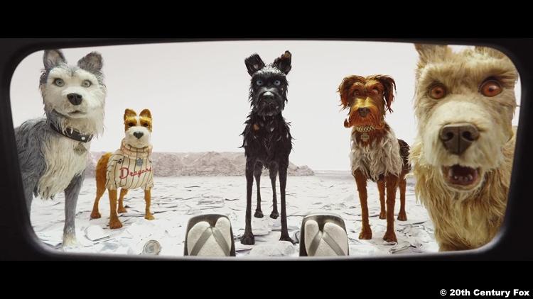 Isle Dogs 1