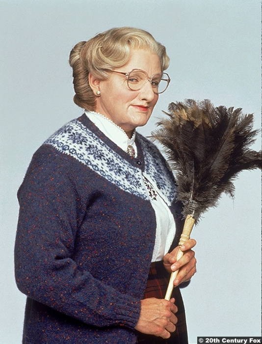 Mrs Doubtfire Robin Williams