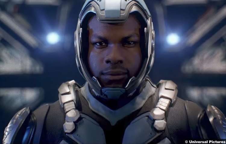 Pacific Rim Uprising Takes Down Black Panther