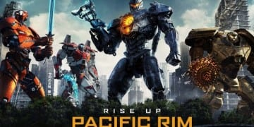 Pacific Rim Uprising Poster 2