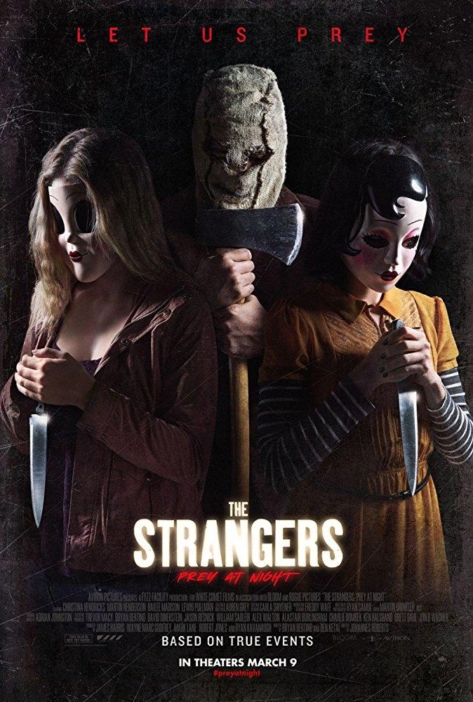 Strangers Pan Poster