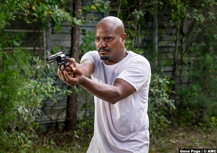 Walking Dead S08e11 Father Gabriel