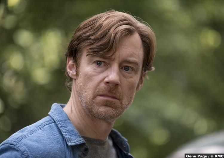 Walking Dead S08e11 Keith Harris Dr Harlan Carson