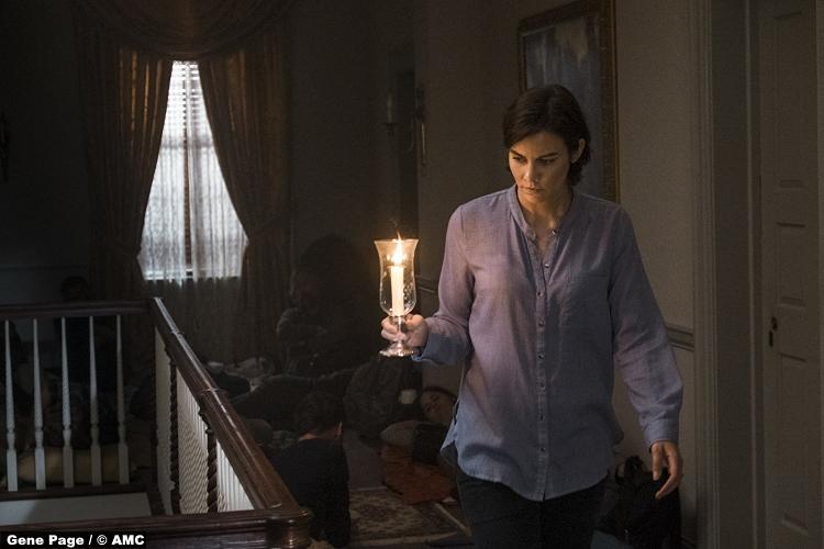 Walking Dead S08e13 Lauren Cohan Maggie Greene