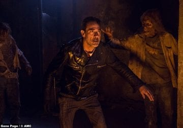 Walking Dead S8e12 Jeffrey Dean Morgan Negan