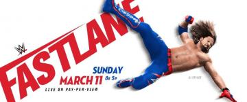 Wwe Fastlane 2018 Poster
