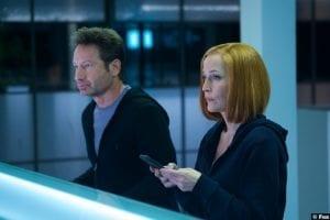 X Files S11e07 Gillian Anderson Dana Scully David Duchovny Fox Mulder