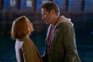 X Files S11e10 Gillian Anderson Dana Scully David Duchovny Fox Mulder 2