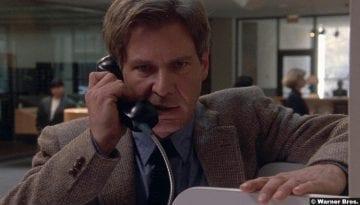 Fugitive Harrison Ford