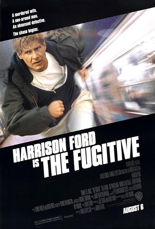 Fugitive Poster