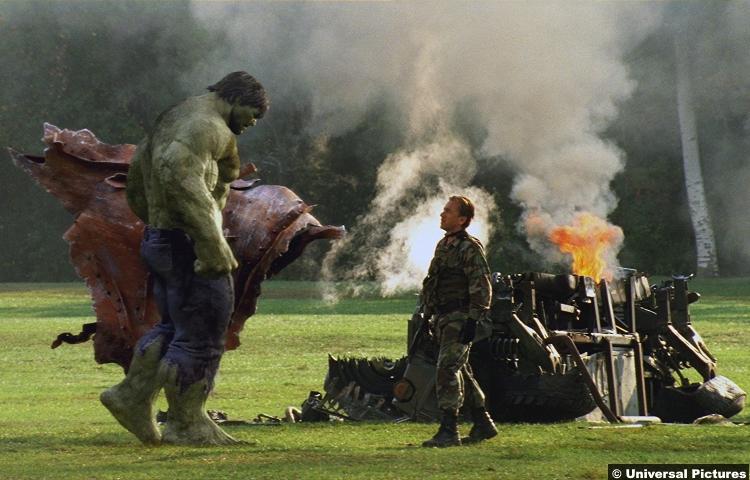 Incredible Hulk 2 2008