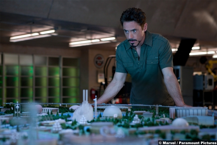 Iron Man 2 Robert Downey Jr