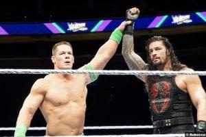 John Cena Roman Reigns 250318