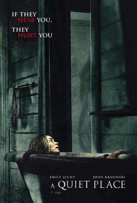 Quiet Place Poster