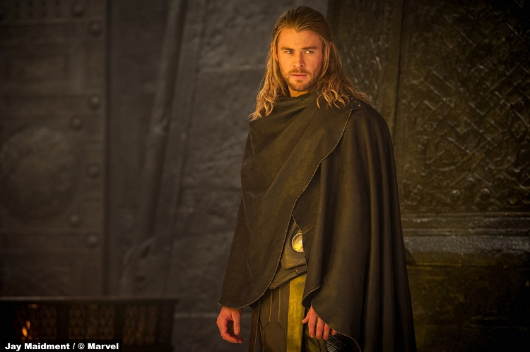 Thor Dark World Chris Hemsworth