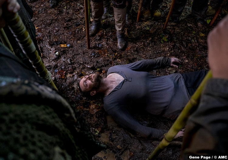 Walking Dead S08e15 Ross Marquand Aaron