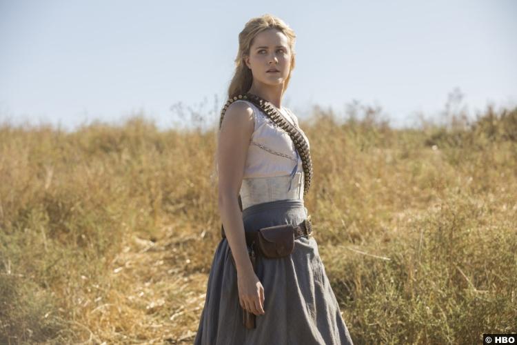 Westworld S02e01 Evan Rachel Wood Dolores Abernathy