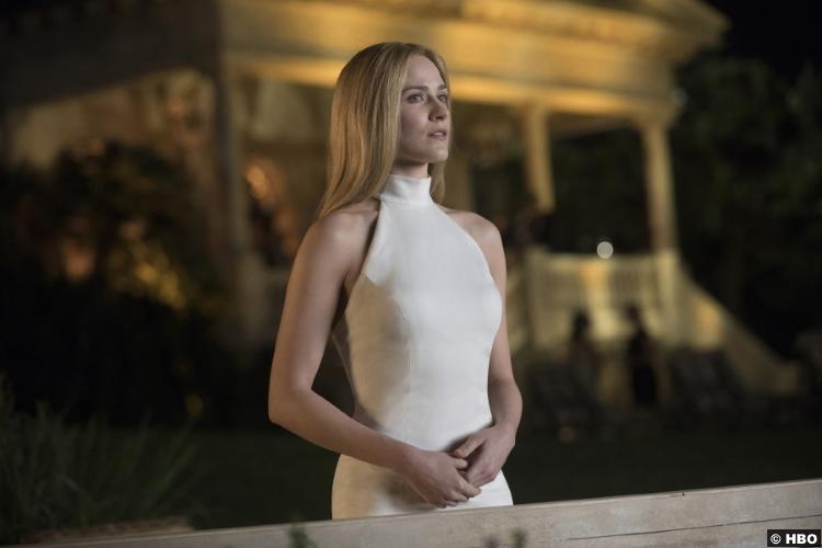 Westworld S02e02 Evan Rachel Wood Dolores Abernathy