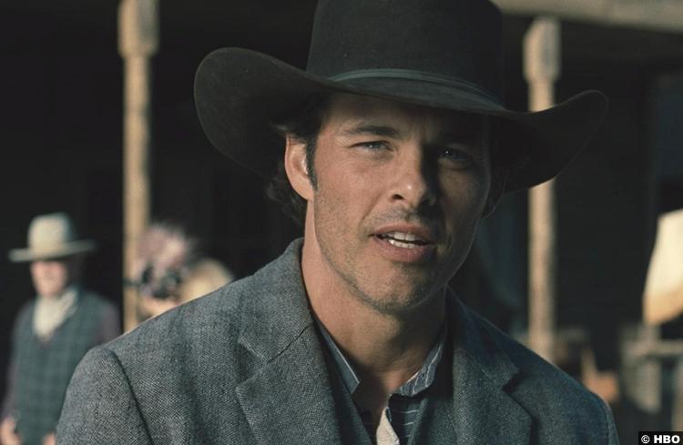 Westworld S02e02 James Marsden Teddy Flood