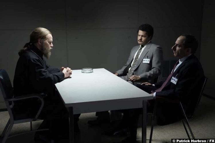 Americans S6e09 Alex Kuznetsov Father Victor Brandon Dirden Dennis Aderholt Peter Jacobson Agent Wolfe