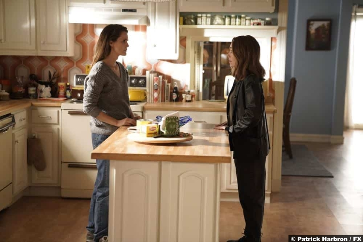 Americans S6e09 Keri Russell Elizabeth Jennings Holly Taylor Paige