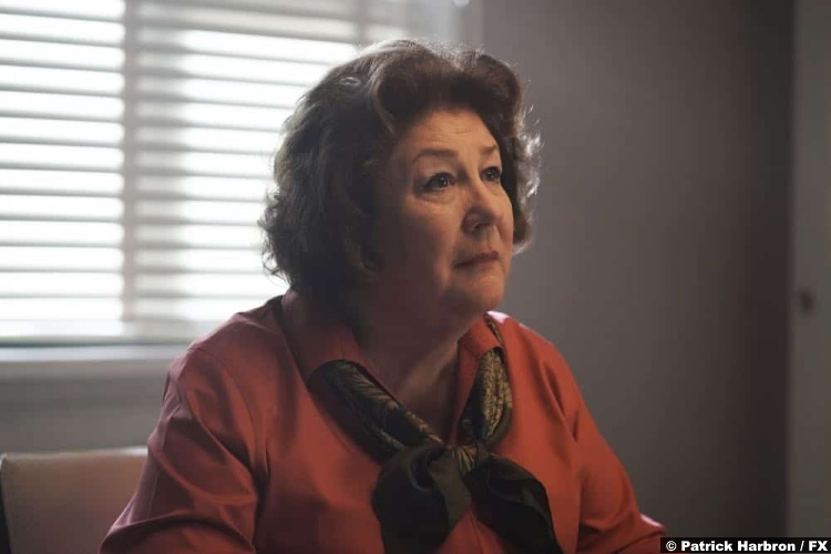Americans S6e09 Margo Martindale Claudia