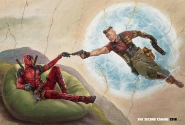 Deadpool 2 Poster 2